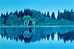 Higashiyama Kaii Reflections in silence(new reprint picture)