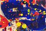 Sam Francis UNTITLED 2