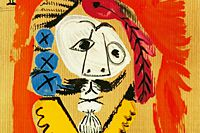 Picasso Pablo Imaginary portraits(69.3.19 ?)