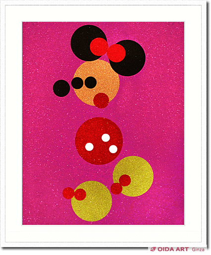 Damien Hirst MINNIE
