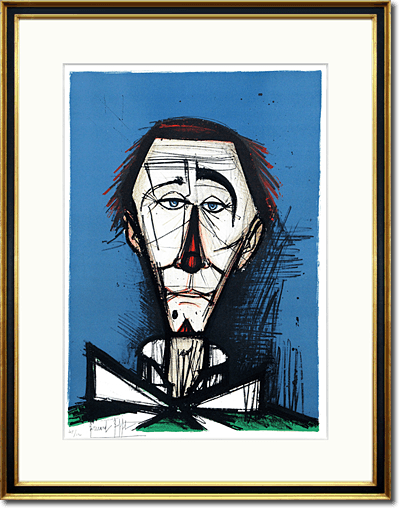 Bernard Buffet Circus series – August