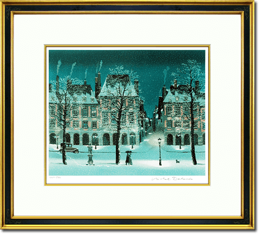 Michel Delacroix Lovers' Four Seasons / Winter