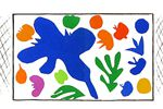 Matisse Henri Coquelicots from VERVE