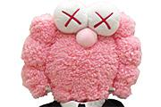カウズ(KAWS) KAWS × Dior BFF Plush Pink