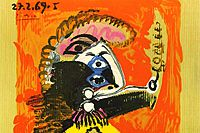 Picasso Pablo Imaginary portraits(69.2.27 I)