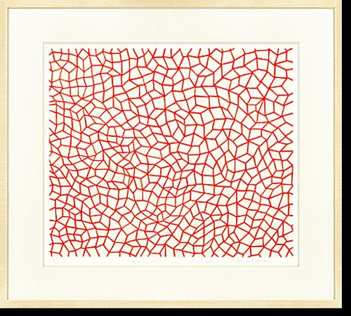 草間彌生 無限の網