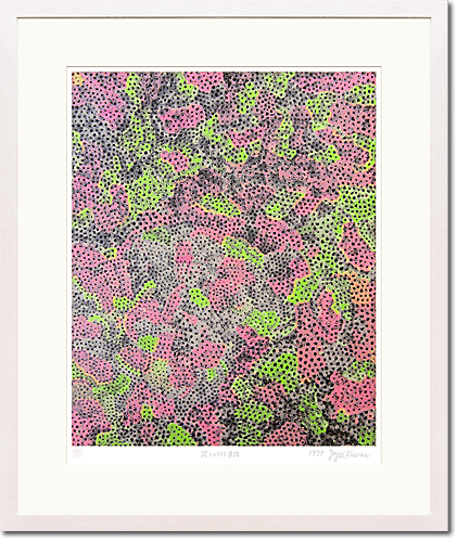 Kusama Yayoi The Flowering Shinano Road