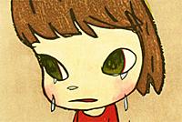奈良美智 Don't cry