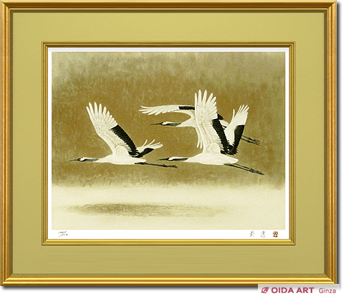 翔鶴 | 絵画など美術品の販売と買取 | 東京・銀座 おいだ美術