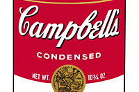 Warhol Andy Campbell's Soup II (OLD FASHIONED VEGETABLES )