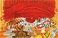 Raoul Dufy Piano concert from Angel's concert