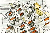 Raoul Dufy Orchestra(Tartas version)from Angel's concert