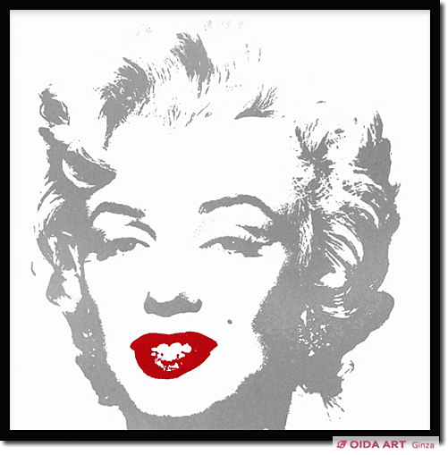 Andy Warhol Golden Marilyn 11.35
