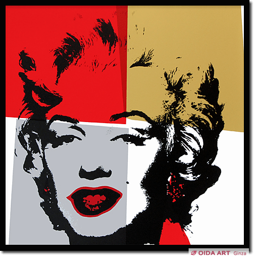 Andy Warhol Golden Marilyn 11.38
