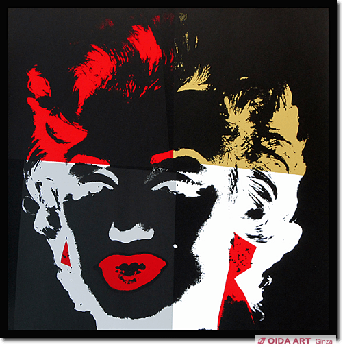 Andy Warhol Golden Marilyn 11.39