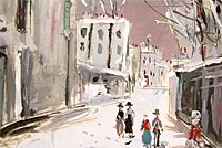 Utrillo Maurice According to old San Van from inspiration village