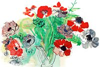 Dufy Raoul Spring flower 1