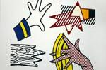Lichtenstein Roy STUDY of HANDS