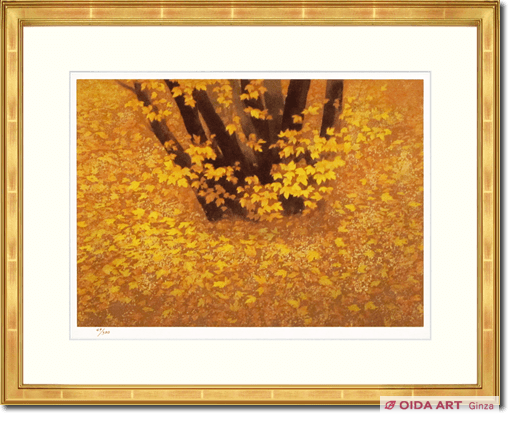 Higashiyama Kaii Passing Autumn (new reprint picture)
