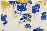 Sam Francis UNTITLED 3
