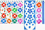 Matisse Henri Decorations from VERVE