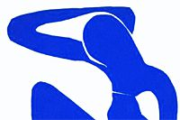 Matisse Henri Blue nude 1 from VERVE