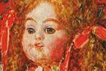 宮本三郎 フランス人形
