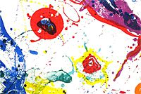 Sam Francis Untitled (SF-331)