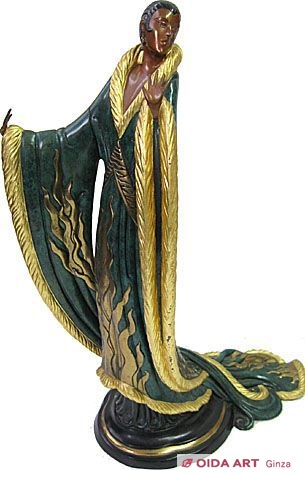 Erte Dressing gown