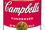 Warhol Andy Campbell's Soup(VEGETABLE)