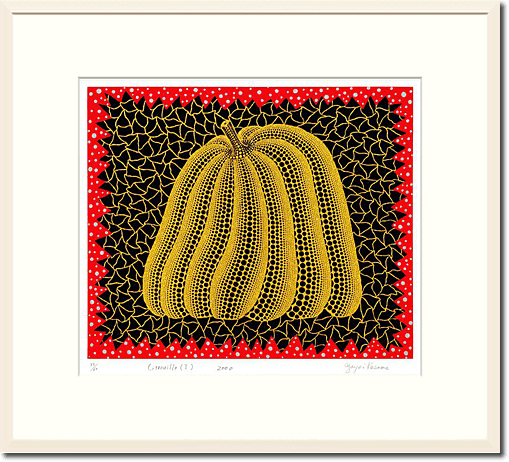 Kusama Yayoi Pumpkin(I) from Eternal Love