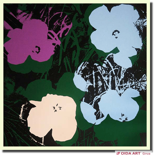 Warhol Andy FLOWERS 1