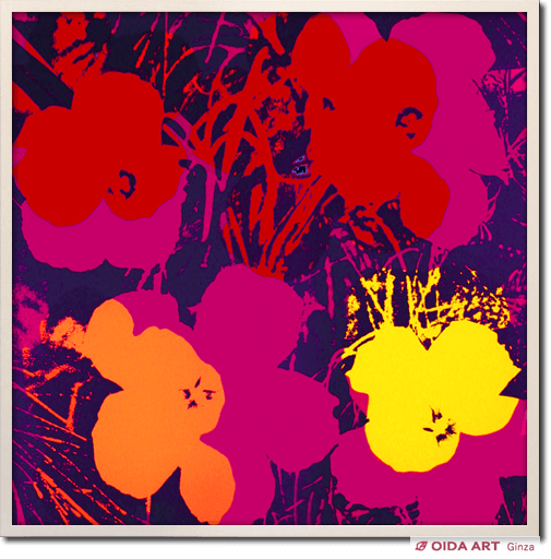 Warhol Andy FLOWERS 3