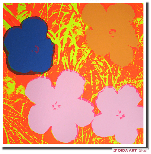 Warhol Andy FLOWERS 6