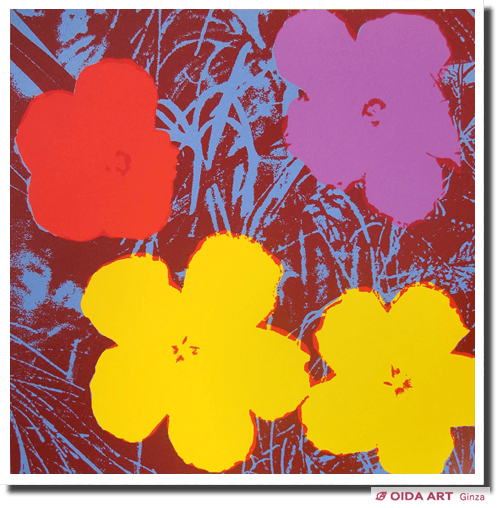Warhol Andy FLOWERS 8