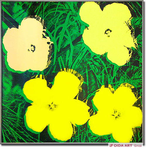 Warhol Andy FLOWERS #72