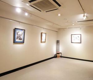 画廊について